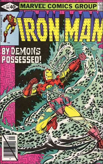 Iron Man (1968) 130-A by Marvel