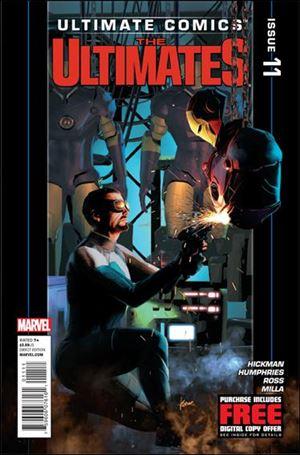 Ultimate Comics Ultimates 11-A