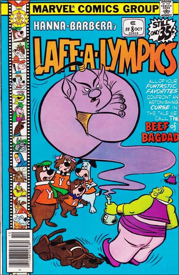 Laff-a-Lympics 8-A by Marvel