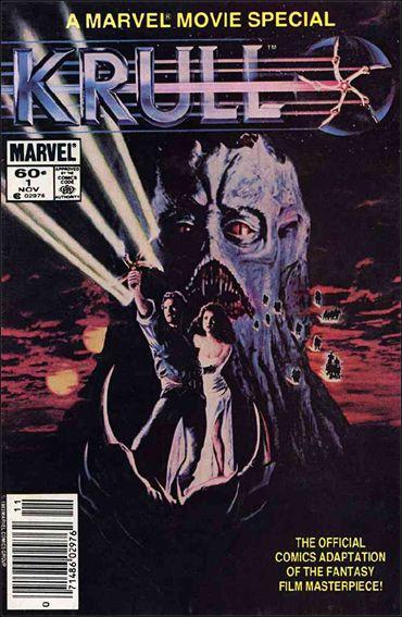 Krull 1-A by Marvel