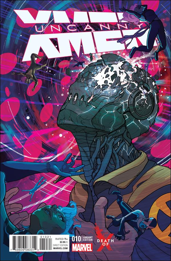 Uncanny X-Men (2016) 10-B by Marvel
