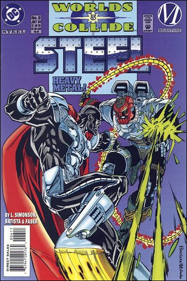 Steel (1994) 6-A by DC