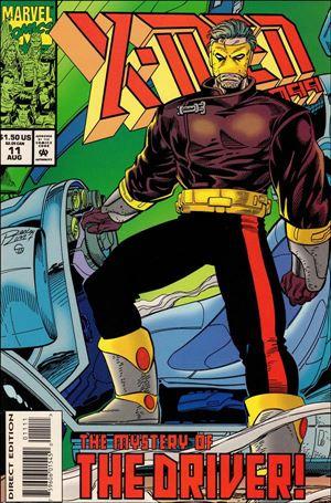 X-Men 2099 11-A