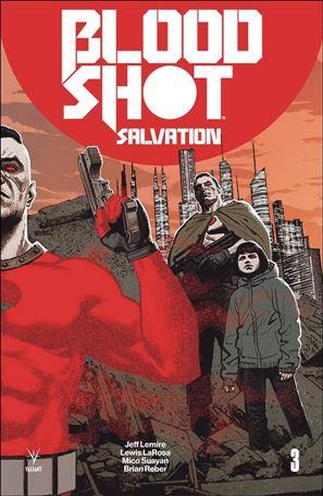 Bloodshot Salvation 3-D