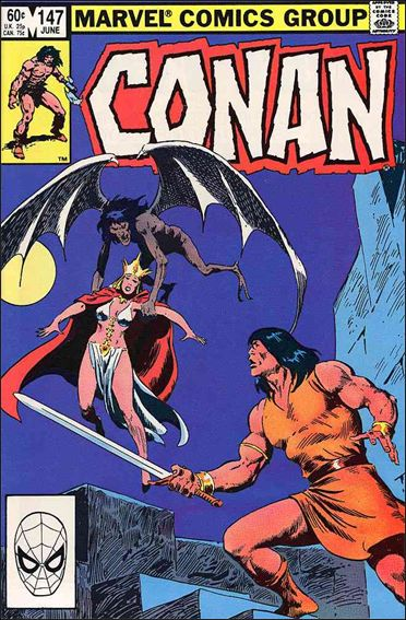 Conan the Barbarian (1970) 147-A by Marvel