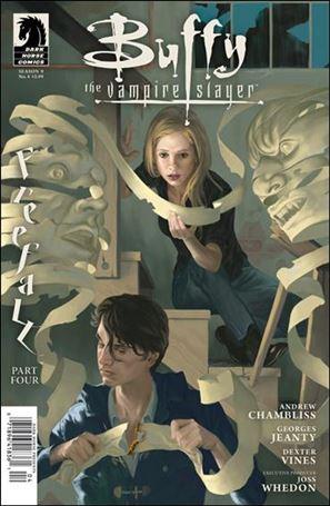 Buffy the Vampire Slayer Season 9 4-A