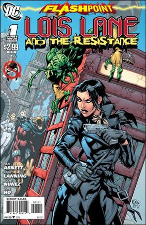 Flashpoint: Lois Lane and the Resistance 1-A