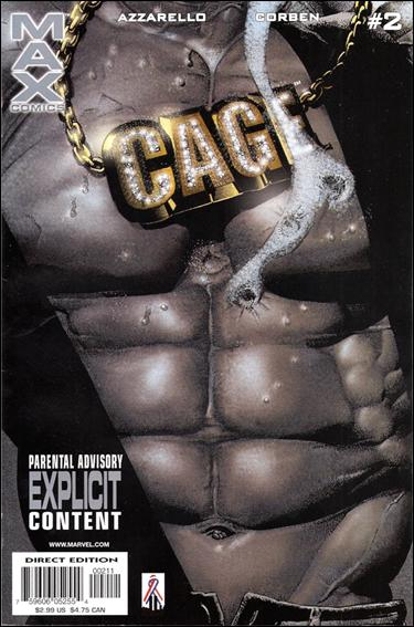 Cage (2003) 2-A by Max