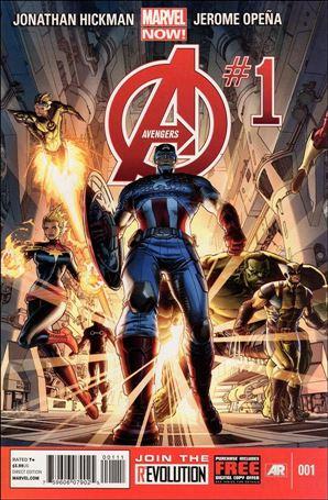 Avengers (2013) 1-A