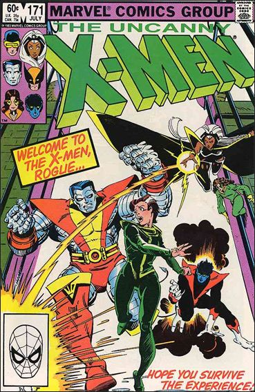 Uncanny X-Men (1981) 171-A by Marvel