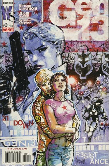 Gen13 (2002) 0-B by WildStorm