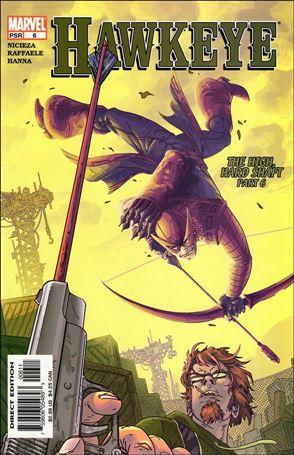 Hawkeye (2003) 6-A