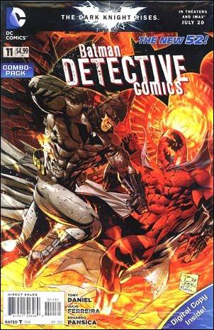 Detective Comics (2011) 11-B by DC