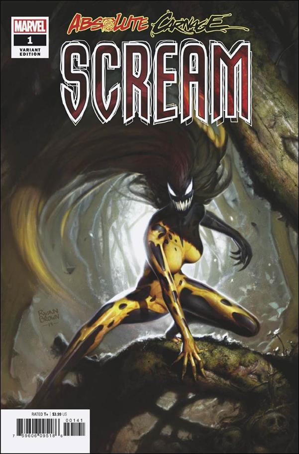 Absolute Carnage: Scream 1-E by Marvel