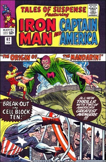 Tales of Suspense (1959) 62-A by Marvel