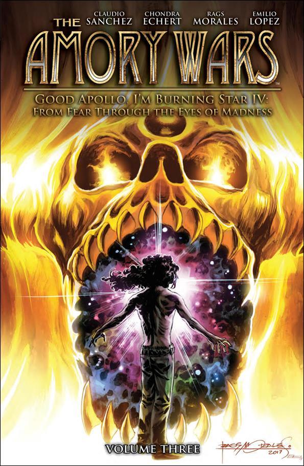 Amory Wars: Good Apollo, I'm Burning Star IV 3-A by Boom! Studios