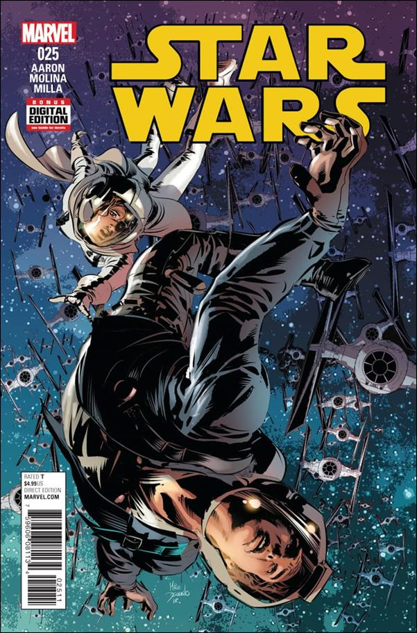 Star Wars (2015) 25-A by Marvel