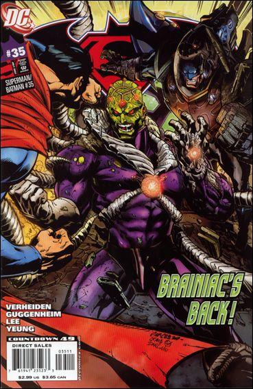 Superman/Batman 35-A by DC