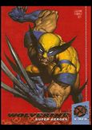 1994 Fleer Ultra X-Men (Base Set) 6-A