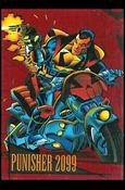 Marvel Universe: Series 4 (2099 Red Foil-Stamped Subset) 6-A