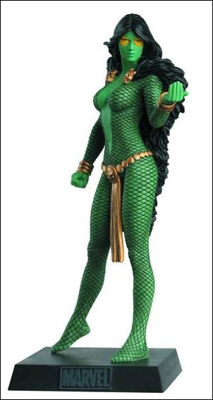Classic Marvel Figurine Collection (UK) Gamora by Eaglemoss Publications