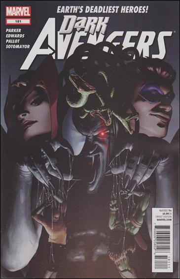 Dark Avengers (2012) 181-A by Marvel