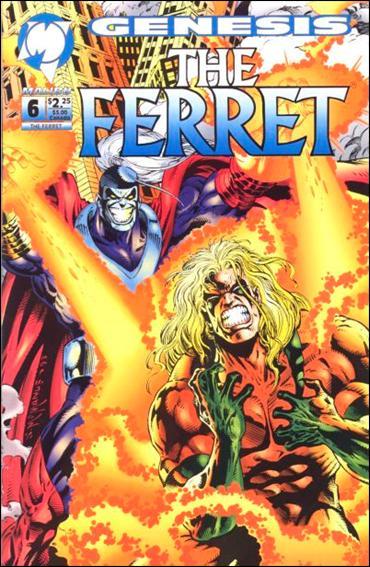 Ferret (1993) 6-A by Malibu