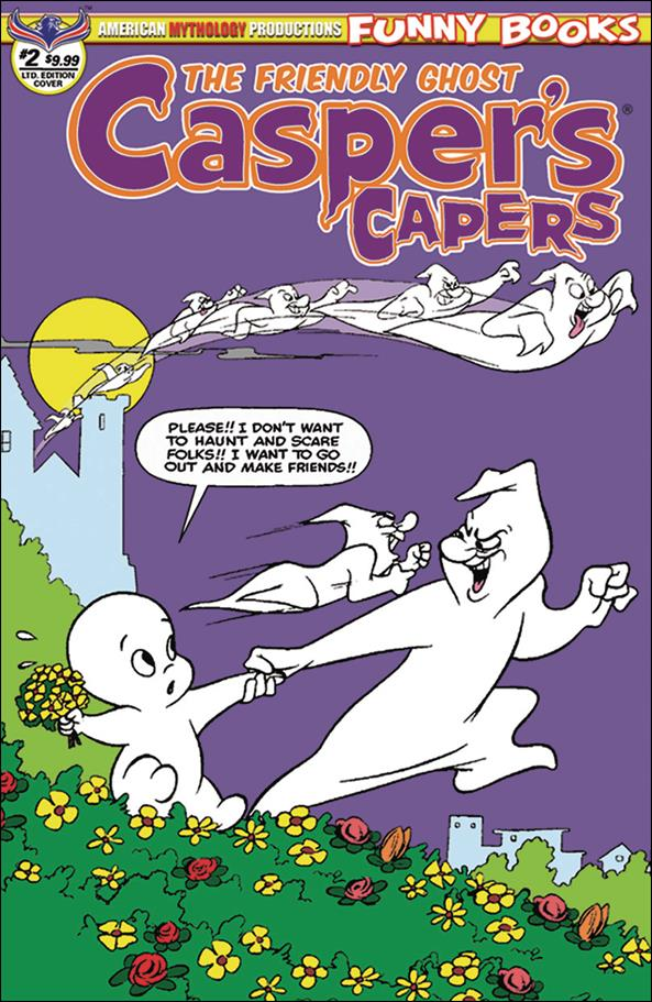 Casper's Capers 2-B by American Mythology