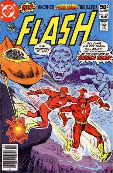 Flash (1959) 295-A by DC