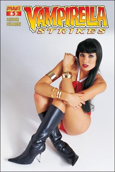 Vampirella Strikes (2013) 5-E by Dynamite Entertainment