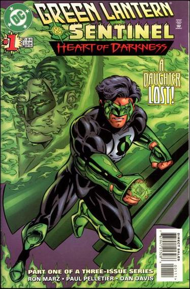 Green Lantern/Sentinel: Heart of Darkness 1-A by DC
