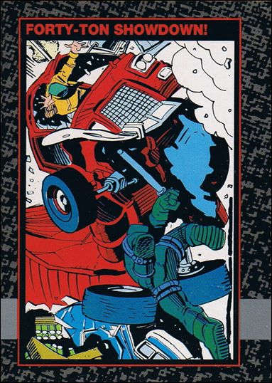 Doomsday: The Death of Superman (Base Set) 8-A by SkyBox