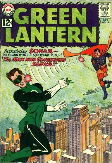 Green Lantern (1960) 14-A by DC