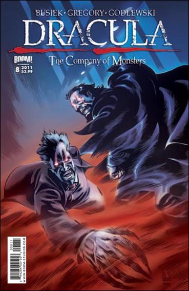 Dracula: The Company of Monsters 8-A by Boom! Studios
