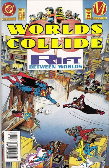 Worlds Collide 1-A by Milestone