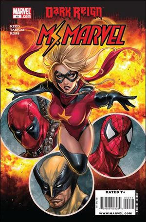 Ms. Marvel (2006) 40-A
