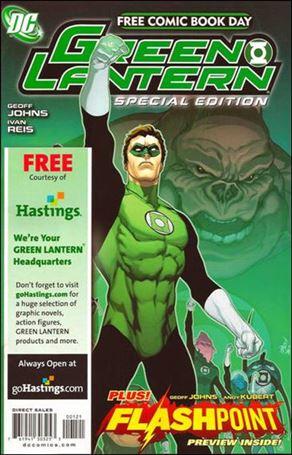 FCBD 2011 Green Lantern Flashpoint Special Edition 1-G