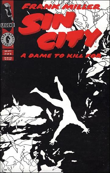 Sin City: A Dame to Kill For 2-B by Dark Horse