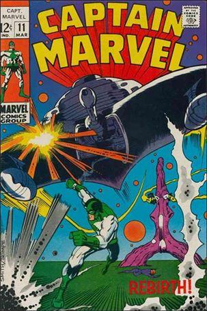 Captain Marvel (1968) 11-A