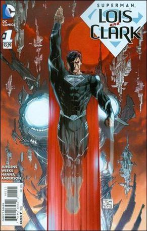 Superman: Lois and Clark 1-B