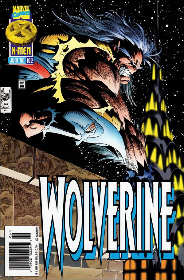 Wolverine (1988)  102-A by Marvel