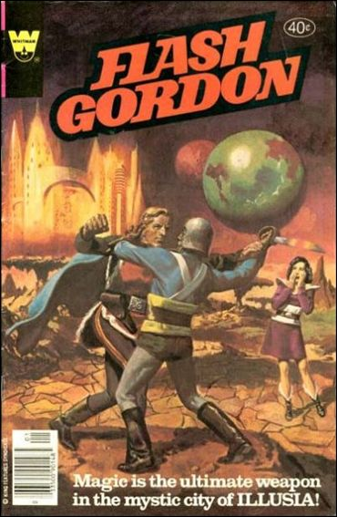 Flash Gordon (1980) 27-Z-INVALID by Whitman