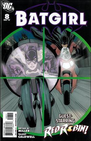 Batgirl (2009) 8-A