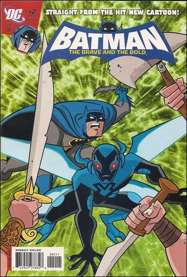 Batman: The Brave and the Bold 2-A by DC
