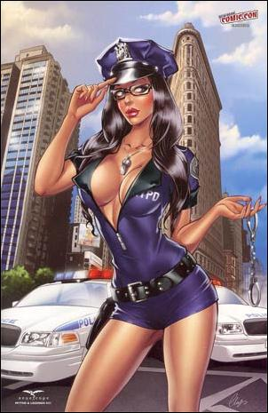 Grimm Fairy Tales Myths & Legends 21-D by Zenescope Entertainment