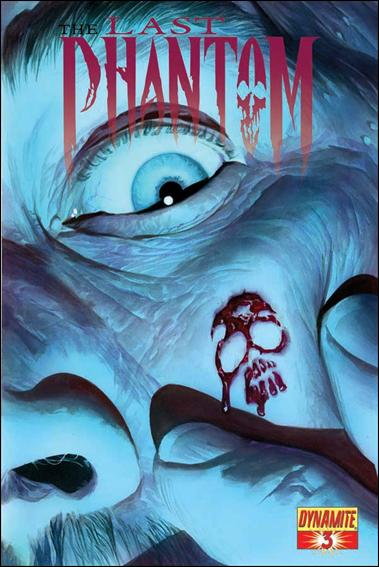 Last Phantom 3-A by Dynamite Entertainment