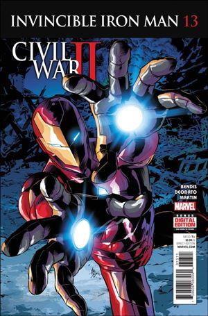 Invincible Iron Man (2015)  13-A