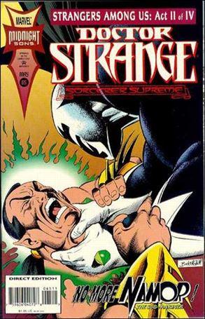 Doctor Strange, Sorcerer Supreme 65-A