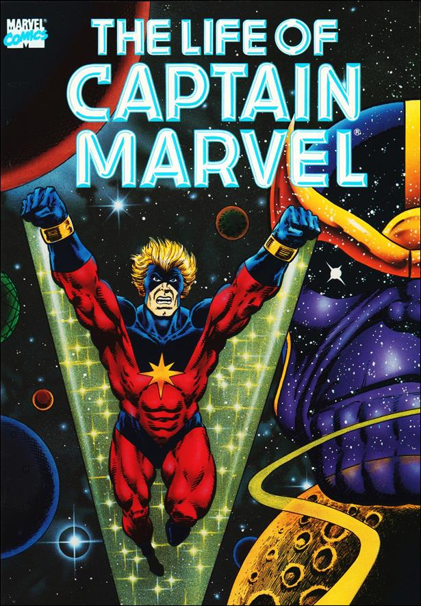 Life of Captain Marvel 1-A by Marvel