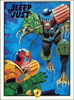 Judge Dredd: The Epics (Sleep of the Just Subset) 6-A